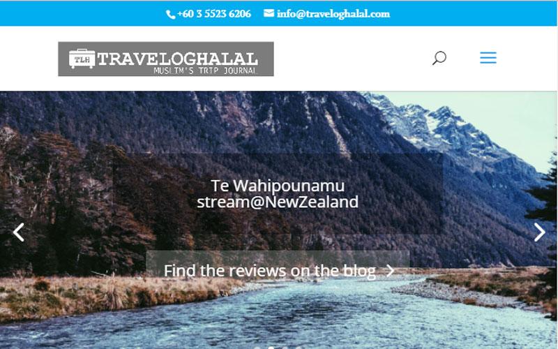Travelog Halal